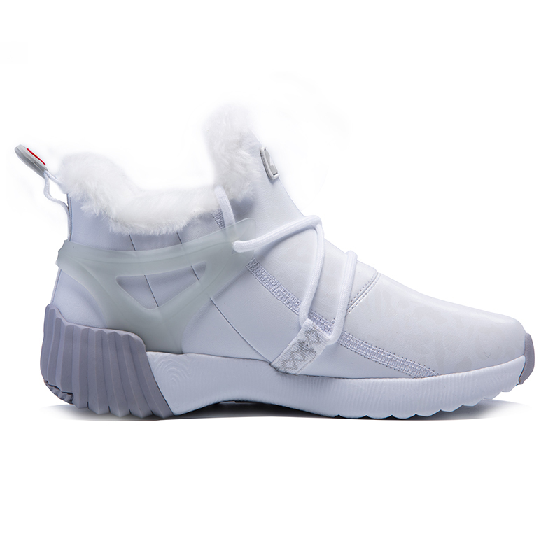 White Warm Boots ONEMIX Winter Snow Women's Shoes
