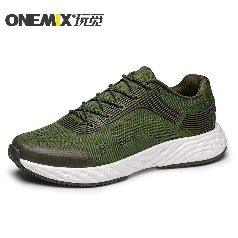 Army Energy Shoes ONEMIX Men's Rebound-58 Outsole Sneakers