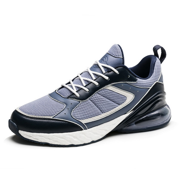 Gray/Black Autumn Sneakers ONEMIX Sport Men's 270 Shoes