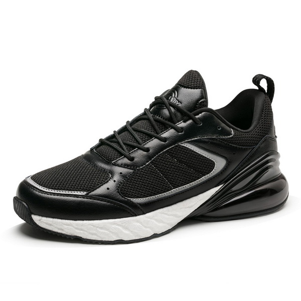 Black/White Jogging Sneakers ONEMIX Sport Men's 270 Shoes