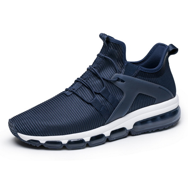 Dark Blue January Sneakers ONEMIX Men's Mesh Shoes