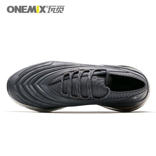 Dark Gray Saturday Shoes ONEMIX Outdoor Men's Fighter Sneakers