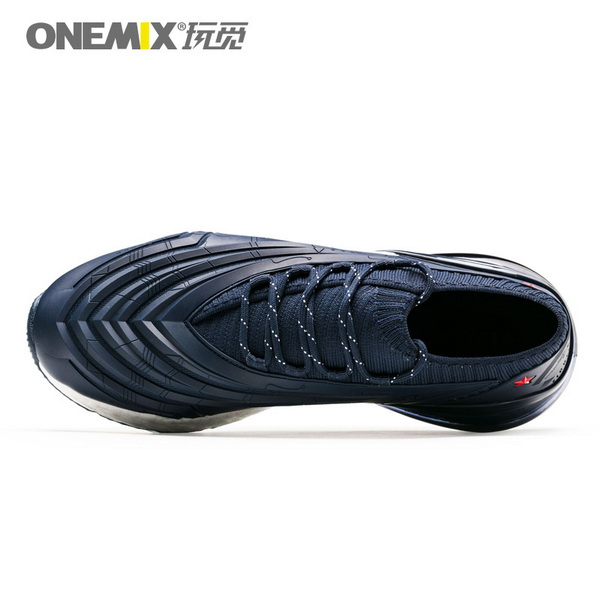 Dark Blue Saturday Shoes ONEMIX Athletic Men's Fighter Sneakers