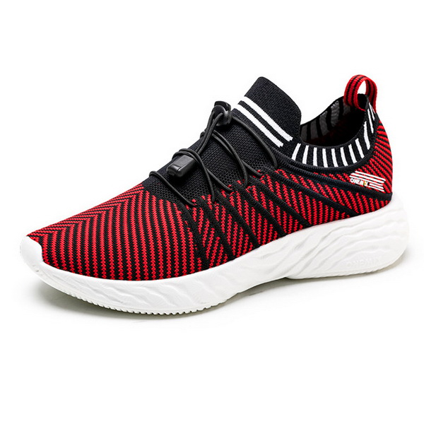 Red/White Summer Women's Sneakers ONEMIX Men's 350 Shoes