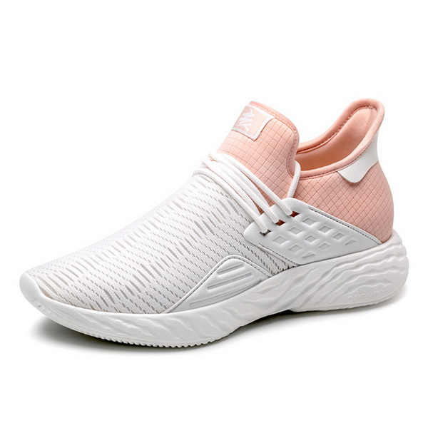 White Pink Autumn Vulcanized Shoes ONEMIX Women's 360 Sneakers