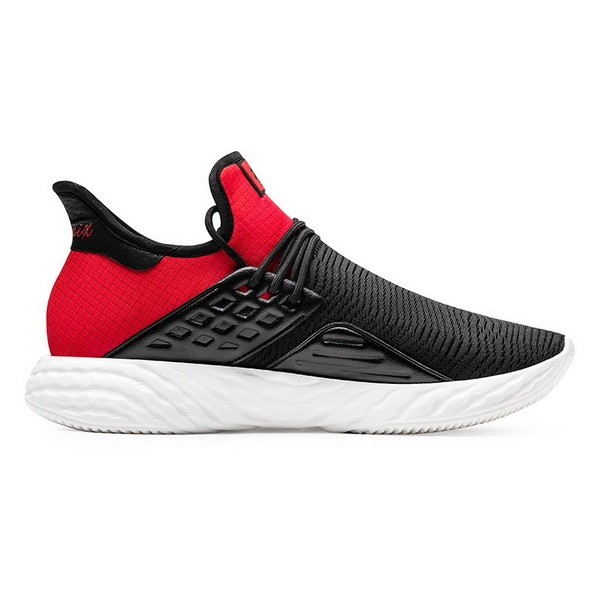 Black Red Autumn Sneakers ONEMIX Comfortable Men's 360 Shoes