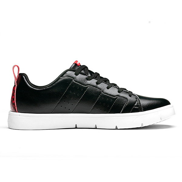 Black White College Style Men's Shoes ONEMIX Women's Lightweight Sneakers - Click Image to Close