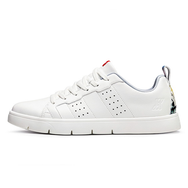 Light Gray College Style Women's Sneakers ONEMIX Platform Men's Shoes - Click Image to Close