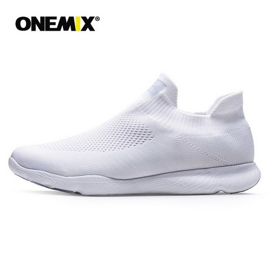White Mars Men's Shoes ONEMIX Women's Super Light Sneakers