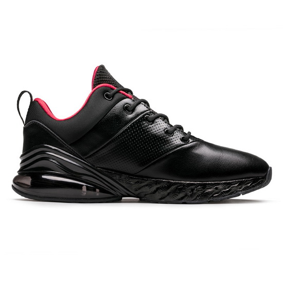 Black/Red Men's Sneakers ONEMIX Jupiter Women's Running Shoes - Click Image to Close