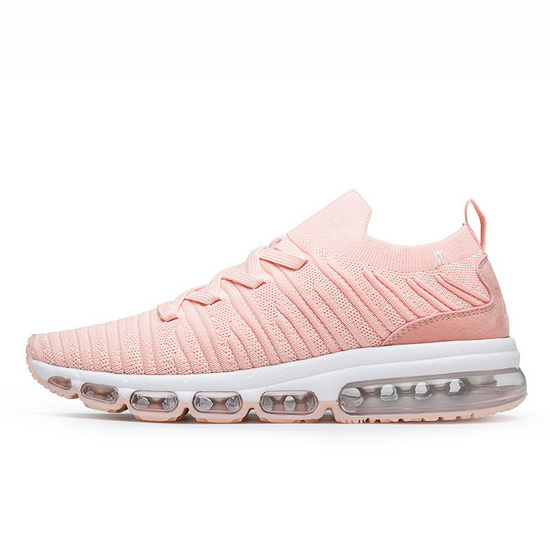 Pink/White March Sneakers ONEMIX Mesh Women's Shoes