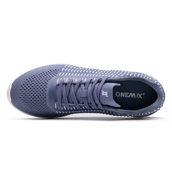 Blue Saturn Sneakers ONEMIX 200 Men's Super Light Shoes