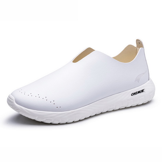 White May Outdoor Shoes ONEMIX Loafer Women's Sneakers