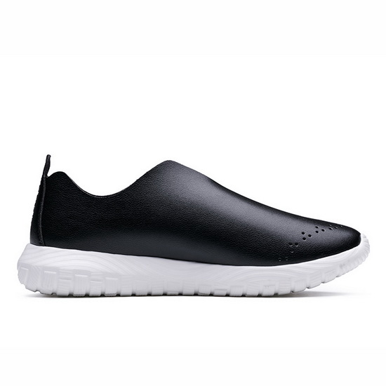 Black May Walking Shoes ONEMIX Loafer Men's Sneakers