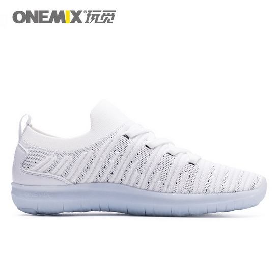 White June Sneakers ONEMIX Sport Women's Shoes