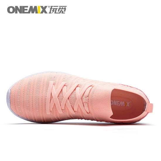 LightSalmon June Mesh Shoes ONEMIX Women's Sneakers