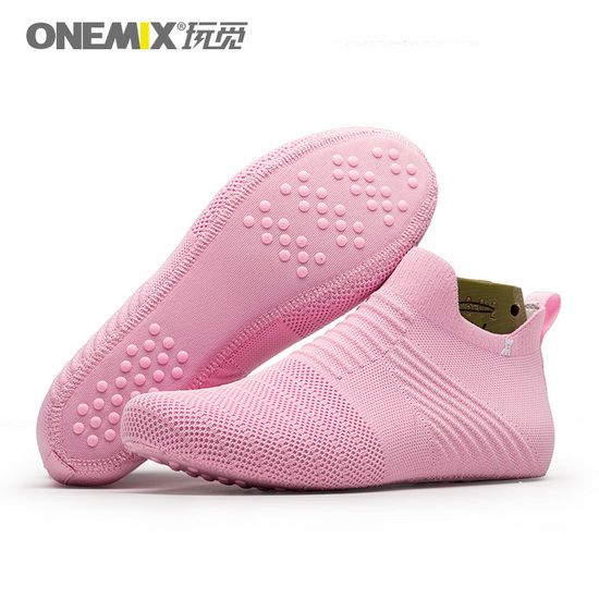 Pink Working ONEMIX Light Cool Women's Inner Socks-slipper