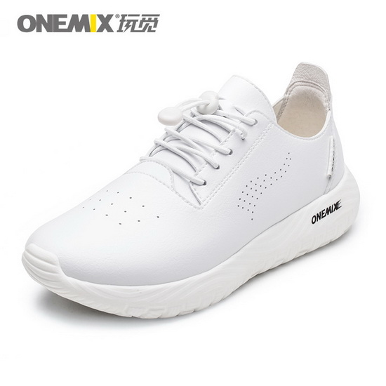 White July Women's Shoes ONEMIX Men's Running Sneakers