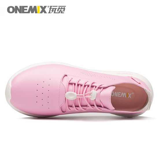 Pink July High-tech Sneakers ONEMIX Women's Outdoor Shoes
