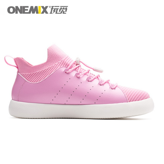 Pink Cetus Walking Shoes ONEMIX Women's Skateboarding Sneakers