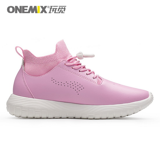 Pink August Sneakers ONEMIX Light Women's 3 in 1 Set Shoes