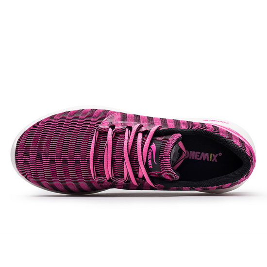 Violet Zebra Shoes ONEMIX Lightweight Women's 250 Sneakers - Click Image to Close
