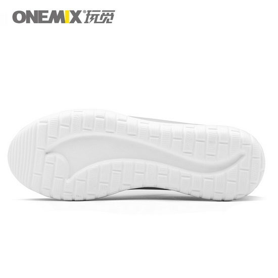 White Spring Sneakers ONEMIX Light Women's Breathable Shoes