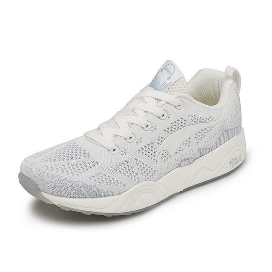 White Athlon Men's Sneakers ONEMIX Women's Mesh Shoes