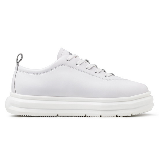 White Aurora Sneakers ONEMIX Women's Walking Shoes