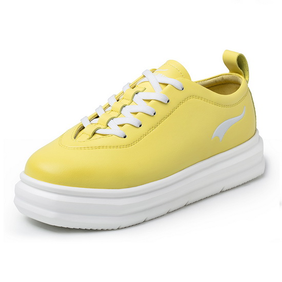 Yellow Aurora Shoes ONEMIX Women's Waterproof Sneakers