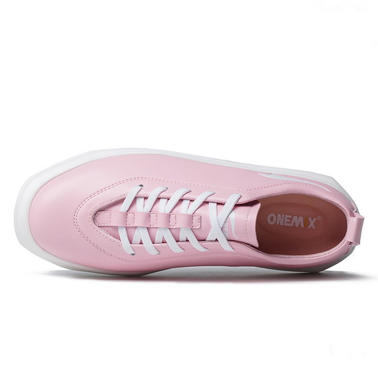 Pink Aurora Women's Shoes ONEMIX Comfortable Sneakers
