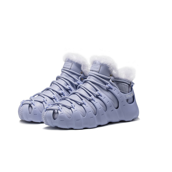 LightSteelBlue December Men's Boots ONEMIX Rome Women's Shoes