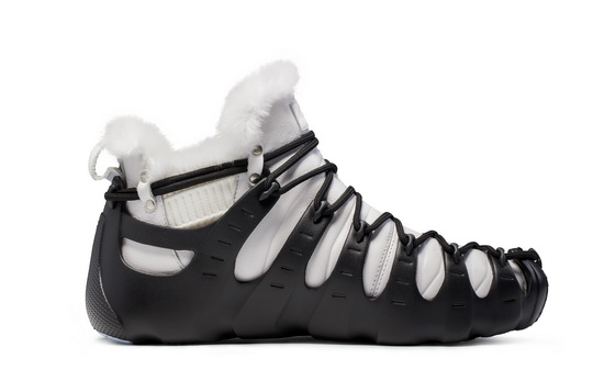 Black/White December Men's Shoes ONEMIX Rome Women's Boots