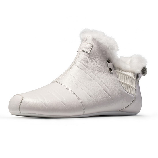 White No Glue Lovers ONEMIX Warm Keeping Indoor Shoes
