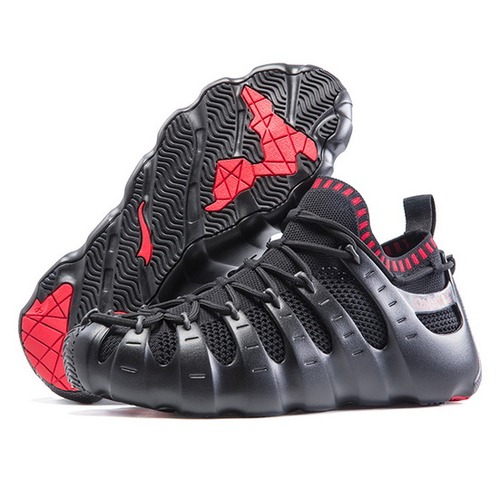 Black/Red Rome Women's Shoes ONEMIX Sport Men's Sneakers