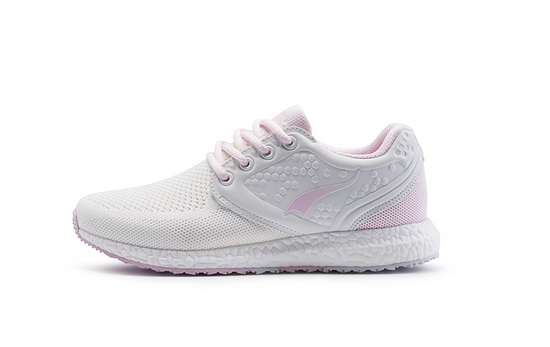 White/Pink Weekend Sneakers ONEMIX Women's Sport Shoes