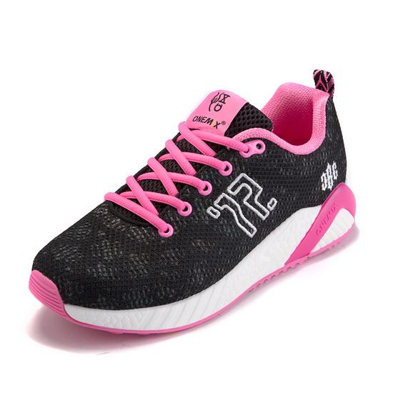 Top Black/Pink Goku Sneakers ONEMIX