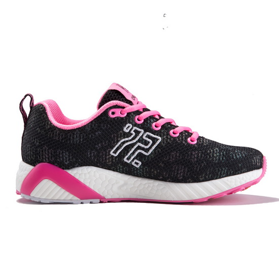 Black/Pink Goku Sneakers ONEMIX Women's Running Shoes
