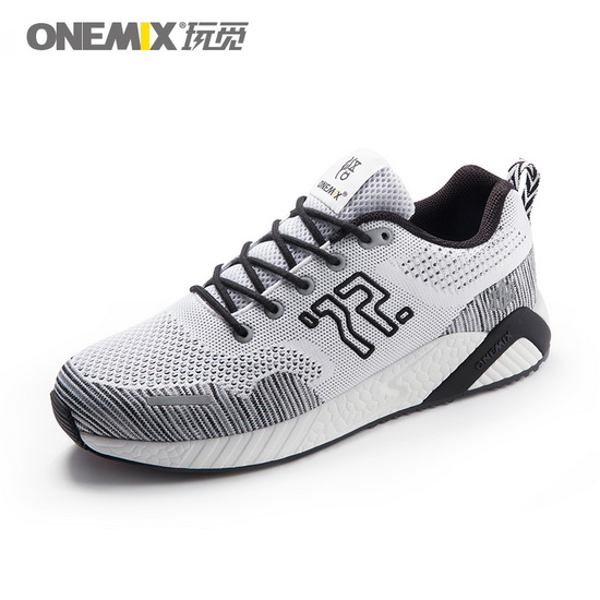 White Goku Men's Shoes ONEMIX Women's Sport Sneakers