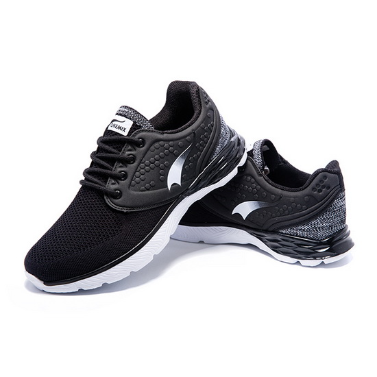 Black/White Eagle Sneakers ONEMIX Men's Athletic Shoes
