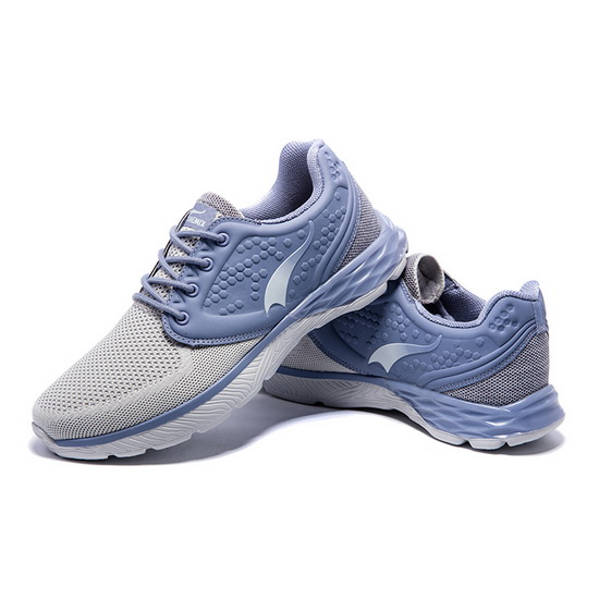 Gray/Blue Eagle Sneakers ONEMIX Men's Walking Shoes