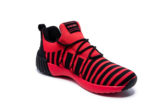Red Ghost Shoes ONEMIX Breathable Men's City Sneakers