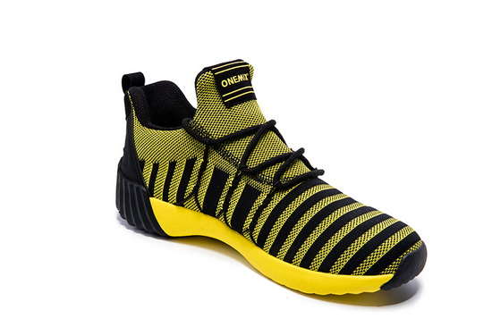 Yellow Ghost Shoes ONEMIX Athletic Men's City Sneakers