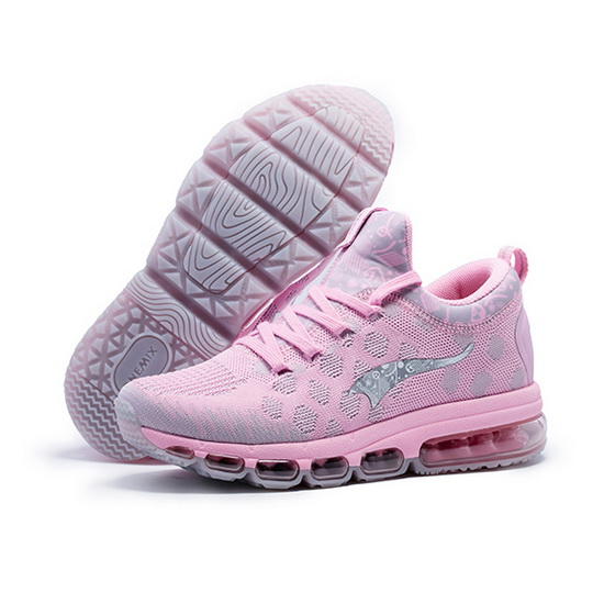 Pink Stalker Shoes ONEMIX Women's Outdoor Sneakers