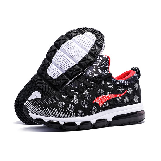 Black Stalker Men's Sneakers ONEMIX Women's High-tech Shoes