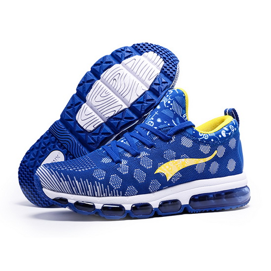 Blue Stalker Shoes ONEMIX Men's Running Sneakers