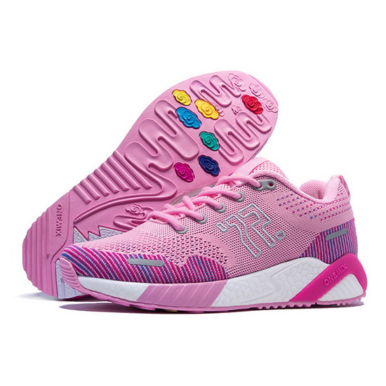 Pink Wukong Sneakers ONEMIX Women's Running Shoes