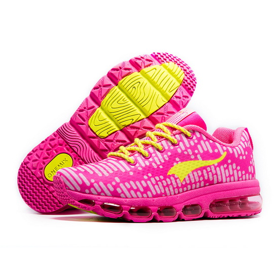 Pink InCool Shoes ONEMIX Women's Running Sneakers