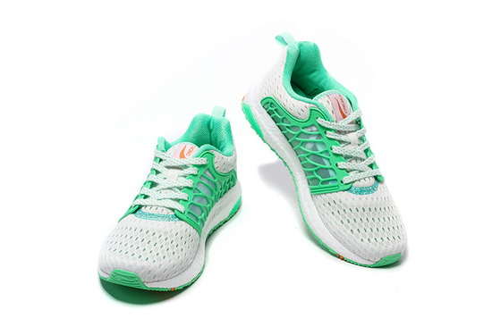 Green/White Cicada Wings Shoes ONEMIX Women's Sport Sneakers