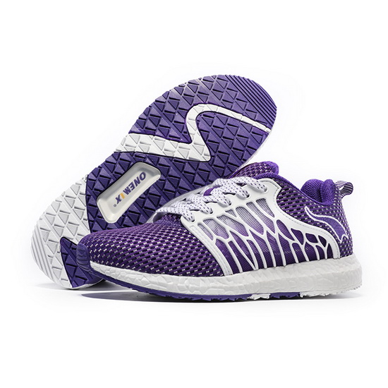 Purple Cicada Wings Sneakers ONEMIX Women's Lightweight Shoes